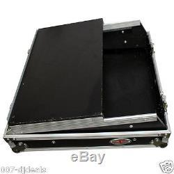 ProX 19 10U DJ MIXING BOARD FLIGHT RACK CASE GLIDE NUMARK C1 C2 C3 FX C3USB