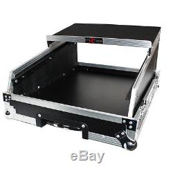 ProX 19 Mixer Case with 14U Top Mount for Mixer
