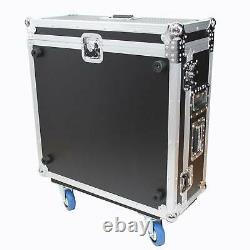 ProX Behringer X32 Mixer ATA Flight Case With Doghouse + Wheels idjnow