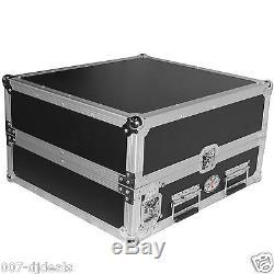 ProX Fits Behringer XENYX X2222USB 10U Mixer DJ Combo Rack Flight Case T-2MRSS