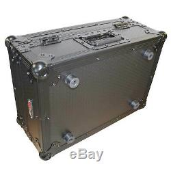 ProX Mixer Case for Large Format 10 DJ Mixers in Black