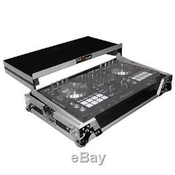 ProX Pioneer DDJ-RR / DDJ-SR DJ Controller ATA Case w Laptop Shelf XS-DDJRRLT