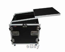 ProX T-12MRSS13ULT Universal 19 Rack Mount Mixer Case 13U Top / 12U Front