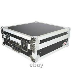 ProX T-MC Universal 10U 19 Topload Rack Mountable Live Sound Mixer Travel Hard