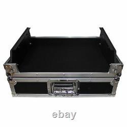 ProX X-19MIX7U Rack Mount 19 Mixer case 7U Top Slant fits Gemini CDM-4000
