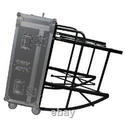 ProX X-EZTILT Rolling Stand for Audio-Lighting Mixer Desks idjnow