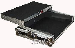 ProX X-MXTPRO3LT Numark MixTrack Pro 3 Pro Flight / Road Case with Laptop Shelf
