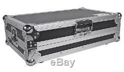 ProX X-MXTSBLT Hard Case For Pioneer DDJ-SB & Numark Mixtrack Pro/Pro II WithShelf