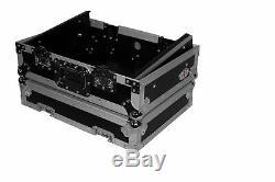 ProX XS-19MIX8U ATA 300 Heavy Duty 19 Mixer Case+8U Top Mount