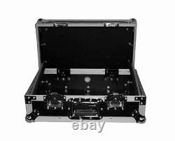 ProX XS-19MIX8U Rack Mount 19 Mixer Case with 8U Slant