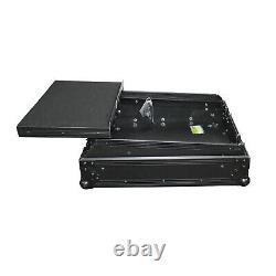 ProX XS-19MIXLTBL ATA 300 Heavy Duty 10U Slanted 19 Mixer Case+Laptop Shelf