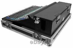 ProX XS-AHSQ5DHW ATA Flight Case withDoghouse+Wheels For Allen & Heath SQ5 Mixer