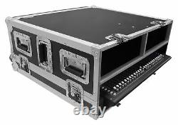 ProX XS-AHSQ6DHW ATA Flight Case withDoghouse+Wheels For Allen & Heath SQ6 Mixer
