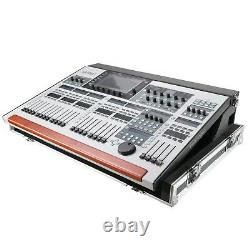 ProX XS-BWINGDHW Flight Hard Case for Behringer WING Console with Doghouse&Wheels