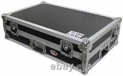 ProX XS-DDJ1000 WLT LED Hard Flight Road Case+Wheels For Pioneer DJ DDJ-1000 SRT