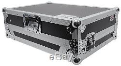 ProX XS-DDJR-LT DJ Controller Hard Travel Flight Case 4 Pioneer DDJ-RR, DDJ-SR