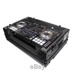 ProX XS-DDJSX-BL All Black DJ Controller Hard Travel Case For The Pioneer DDJ-SX