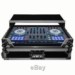 ProX XS-DDJSX-WLT Pioneer DDJSX Controller Hard Case With Sliding Laptop Shelf