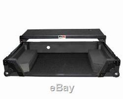 ProX XS-DDJSX WLTBL Pioneer DDJ-RX DDJ-SX2 or SX3 Case with Laptop Shelf & Wheels