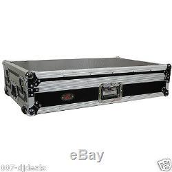 ProX XS-DDJSZW Road Gig DJ Ready Flight Hard Case Pioneer DDJ-SZ2 RZ Controller