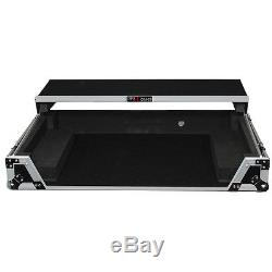 ProX XS-DDJSZWLT DJ Flight Case For Pioneer DDJ-SZ WithGliding Laptop Shelf+Wheels