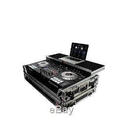 ProX XS-DDJSZWLT Pioneer DDJ-SZ/DDJ-SZ2 Rolling DJ Flight Case With Glide Shelf