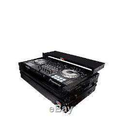ProX XS-DDJSZWLTBL Pioneer DDJ-SZ/DDJ-SZ2 Rolling DJ Flight Case With Glide Shelf