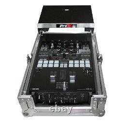 ProX XS-DJMS9LT Fits Pioneer DJM-S9 DJ Mixer Flight Case with Sliding Laptop Shelf