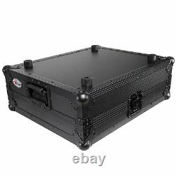 ProX XS-DJMV10 BL Case for Pioneer DJM-V10 6 Channel Mixer Black on Black