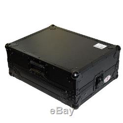 ProX XS-DNMC6000LTBL Denon DNMC6000 Digital Controller Flight Case wLaptop Shelf