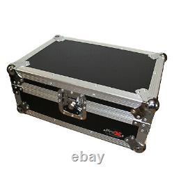 ProX XS-M10 10 Universal DJ Mixer Road Case for Rane 62 & Pioneer DJM-25MK2