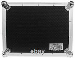 ProX XS-M12LT Universal 12 DJ Mixer ATA300 Flight Hard Case With Laptop Shelf