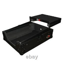 ProX XS-M12LTBL ATA Flight Hard Road Gig Ready Case for Large Format 12 Mixer