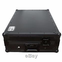 ProX XS-MCX8000WLTBL Denon MCX8000 DJ Controller Flight Case withLaptop Shelf BLCK