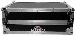 ProX XS-MIXDECKEXLT Flight Case For Numark Mixdeck Express with Glide Laptop Shelf