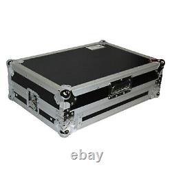 ProX XS-MIXDECKEXLT Numark MixDeck Express Flight Case with Laptop Shelf idjnow