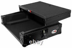 ProX XS-MIXDECKEXLTBL Black Travel Case For Numark Mixdeck Express+Laptop Shelf