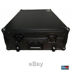 ProX XS-NS7IIIWBL Numark NS7II & NS7III Digital Controller Flight Case with Wheels