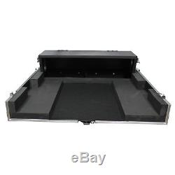 ProX XS-PRE24DHW Flight Case with Doghouse+Wheels for PreSonus StudioLive 24.4.2AI