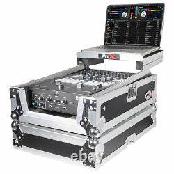 ProX XS-RANE72LT Case fits Rane Seventy-Two & Rane Seventy Mixer WithLaptop Shelf