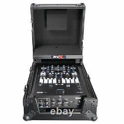 ProX XS-RANE72LTBL case Fits Rane Seventy Two & Rane Seventy WithShelf-Black