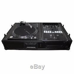 ProX XS-TMC1012WBL Fits(1)Turntable In Battle Mode & 10 or 12Mixer fits DJM-S9