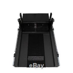 ProX XS-YQL1DHW Fits Yamaha QL1 Mixer Flight Hard Case with Doghouse and Wheels