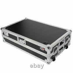 ProX XS-ZTABLEJR DJ Z-Table Jr Workstation Portable Booth Case WithHandle & Wheels