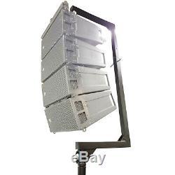 ProX XT-LA567 Line Array Crank Stand Speaker Mount Universal Max Load 250lbs