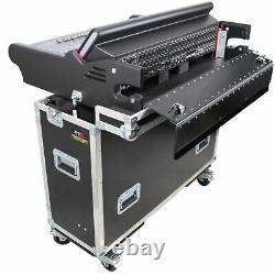 ProX XZF-MIDM32 Flip-Ready Easy Retracting Hydraulic Lift Case for Midas M32