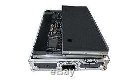 Prox Fits Denon MCX8000 Case With Wheels And Sliding Laptop Shelf NEW