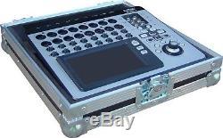 QSC Touchmix 16 Digital Mixer Swan Flight Case (Hex)