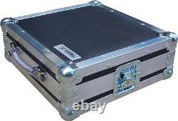 QSC Touchmix 8 Digital Mixer Swan Flight Case (Hex)