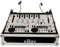 ROADINGER 12 HE 19 Mixercase schwarz Mixer DJ Case Mischpultcase Mischercase